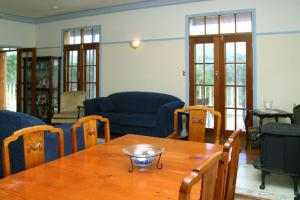Living-dining room